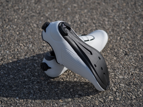 Bontrager Ballista Shoe_White_Detail 8_mr