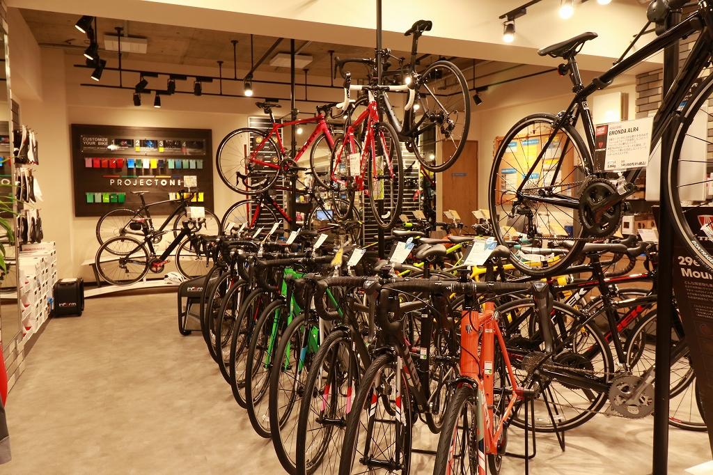 トレック 自転車 展示 試乗可能