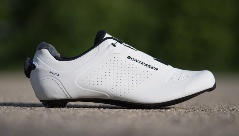 Bontrager Ballista Shoe_White_Detail 9_mr
