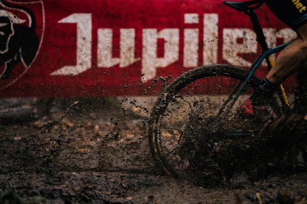 mudsplash! Men's race Superprestige Asper-Gavere 2018 (BEL)