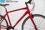 Candy Redと呼ばれる深めの赤色が特徴的な車体です!